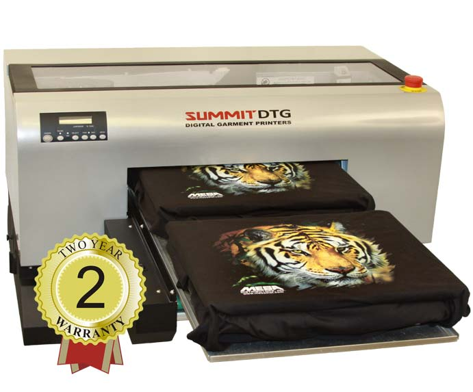 a57962a19 Summit 520 - DTG (Direct to Garment) Printer
